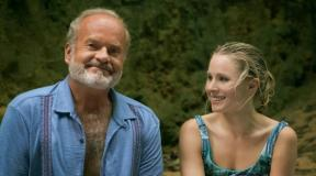 Kristen Bell and Kelsey Grammar star in Netflix Comedy 'Like Father'