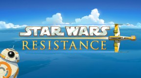 First Trailer and Premiere Date for Star Wars Resistance Revealed