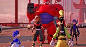 New Kingdom Hearts III Trailer Emerges