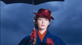 Disney Releases the First Trailer for Mary Poppins Returns