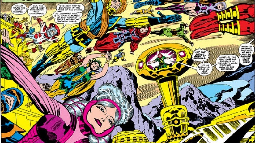 the-eternals-marvel-movie-jack-kirby