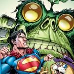 Superman/Top Cat #1