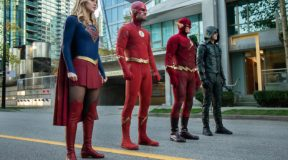 Elseworlds Part 2: Arrow S07XE09 Review