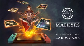 Malkyrs: The Interactive Card Game is Coming to Nintendo Switch