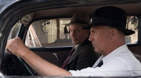 Woody Harrelson and Kevin Costner hunt Bonnie & Clyde in the new Trailer for The Highwaymen