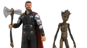 New Marvel Items Available from Diamond Select Toys