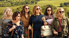 Maya Rudolph and Tina Fey lead an All-Star Cast in Amy Poehler's ' Wine Country'