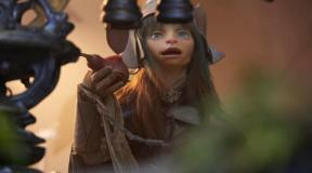 New Photos and Release Date Revealed for The Dark Crystal: Age of Resistance