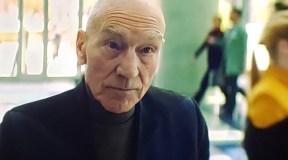 First Teaser for Star Trek: Picard Released