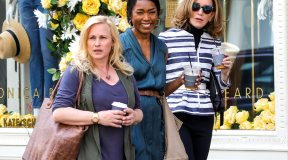 Angela Bassett, Patricia Arquette and Felicity Huffman star in 'Otherhood'