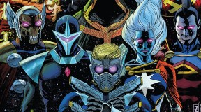 Guardians of the Galaxy #9 Review