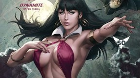 Vampirella Vol 5 #4 Review