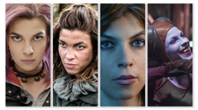 With 'The Mandalorian' role Natalia Tena reaches A Pop Culture Trifecta