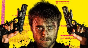 Daniel Radcliffe becomes A Reluctant Killer in First Trailer for Guns Akimbo