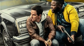 Mark Wahlberg and Winston Duke star in Spenser Confidential