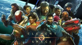 Sci-Fi RPG 'Element Space' available on PS4 and XBOX One