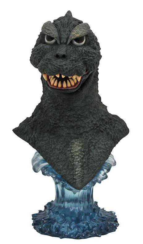 GodzillaL3Dbust