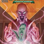 Dr Strange Surgeon Supreme #4