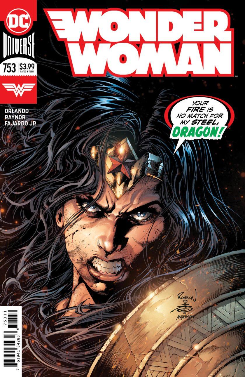 Wonder Woman #753
