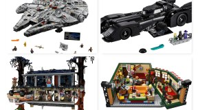 Fancast's Favorite Pop Culture Lego Sets