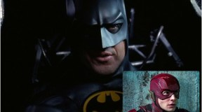 "Michael Keaton in Talks to Return as Batman for ""The Flash"""