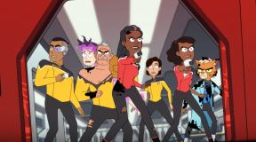 "CBS All Access Reveals First Trailer for ""Star Trek: Lower Decks"""