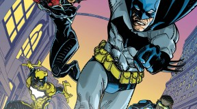 Batman and the Outsiders #15 Review
