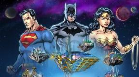 DC Teams with Palm NFT Studios for DC FanDome Digital Collections Drop