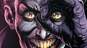 Batman Three Jokers #3 Review