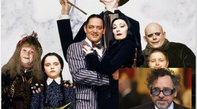 Tim Burton Looking to Develop Live Action 'Addams Family' Series
