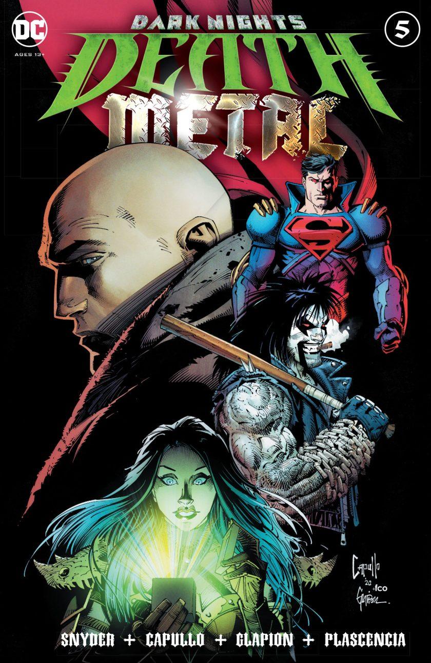 Dark Nights Death Metal #5