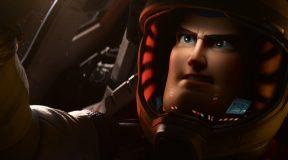 Disney/Pixar Reveals First Trailer for 'Lightyear' starring Chris Evans