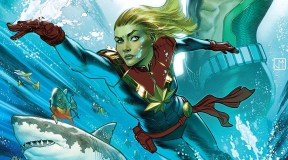 Captain Marvel #25 Review