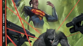 Future State Batman Superman #1 Review