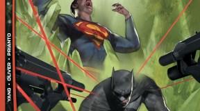 Future State Batman Superman #1 Review