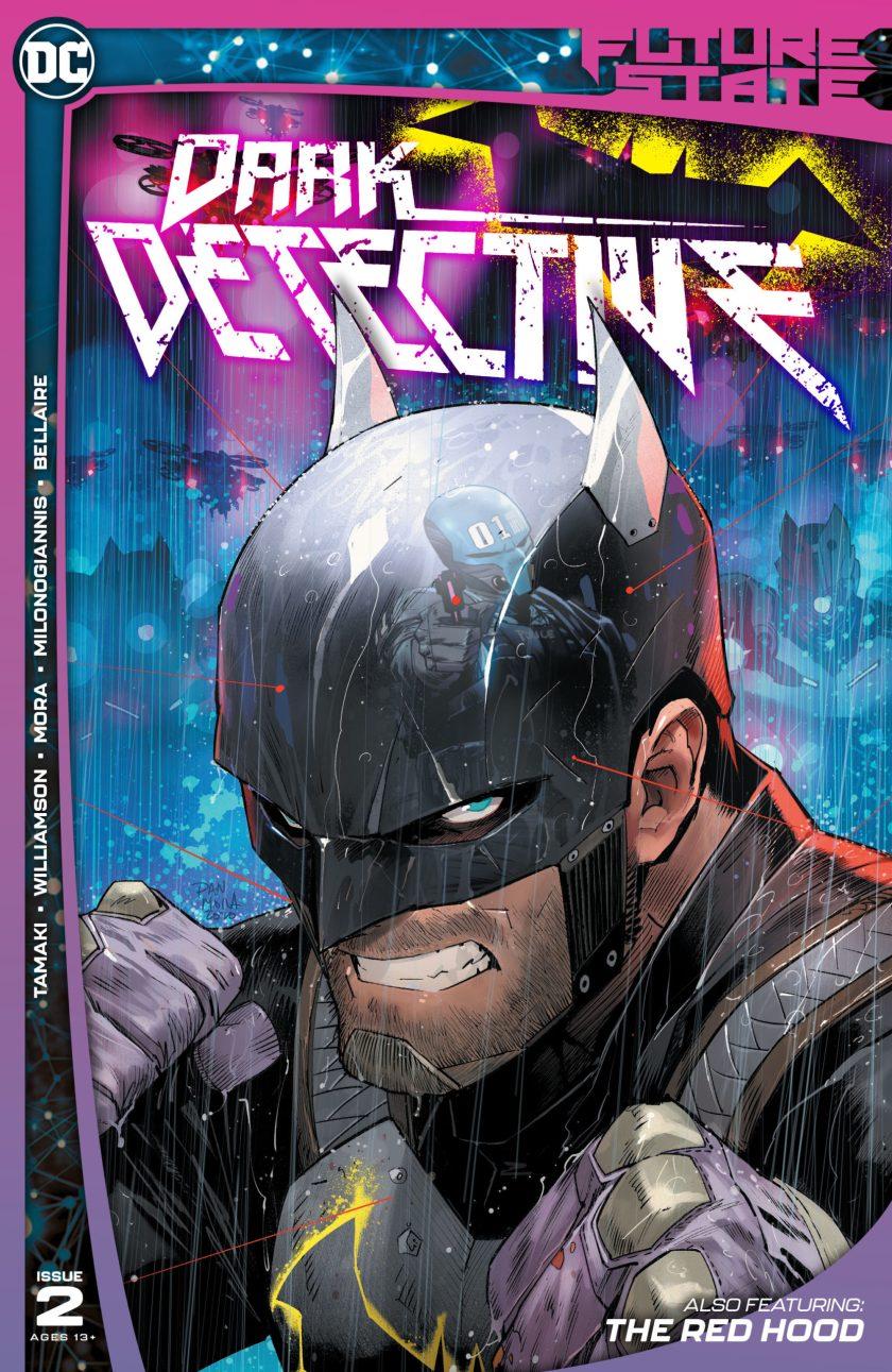 Future State Dark Detective #2