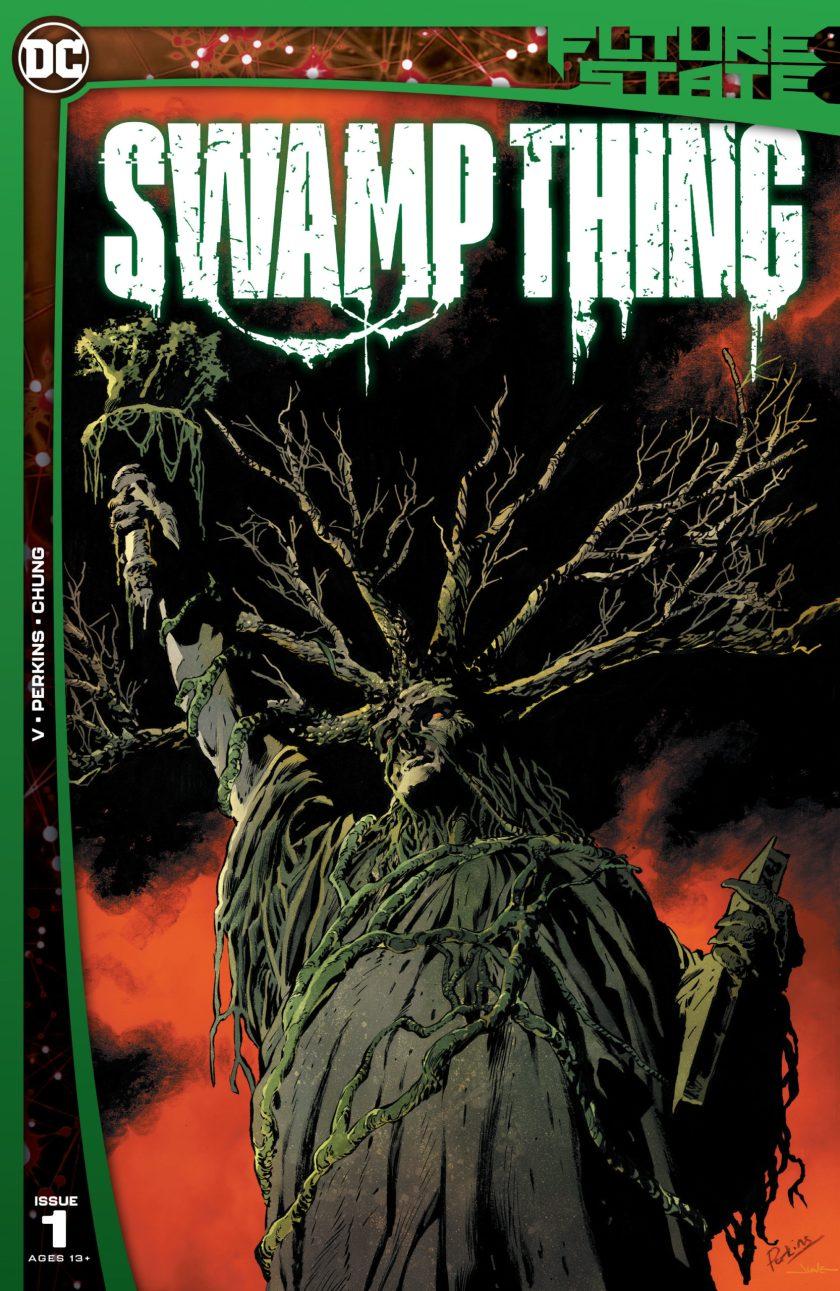 Future State Swamp Thing #1