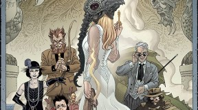 Sandman/Locke & Key: Hell & Gone #1 Review