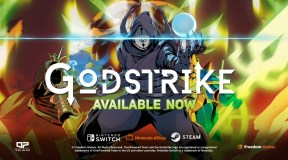 Freedom Games shooter 'Godstrike' Now Available