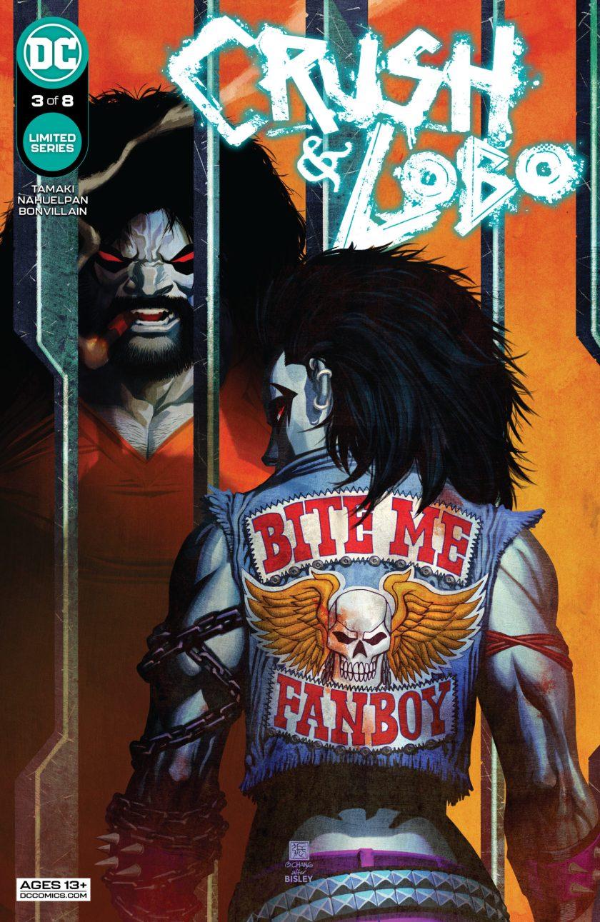 Crush and Lobo #3