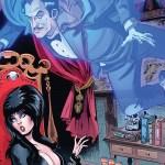 Elvira Meets Vincent Price #2
