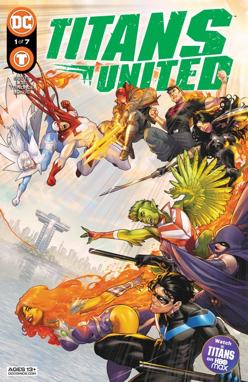 Titans United #1