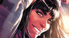Wonder Girl #4 Review