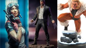 Diamond Select Toys Offers New Star Wars and X-Men Items for Pre-Order