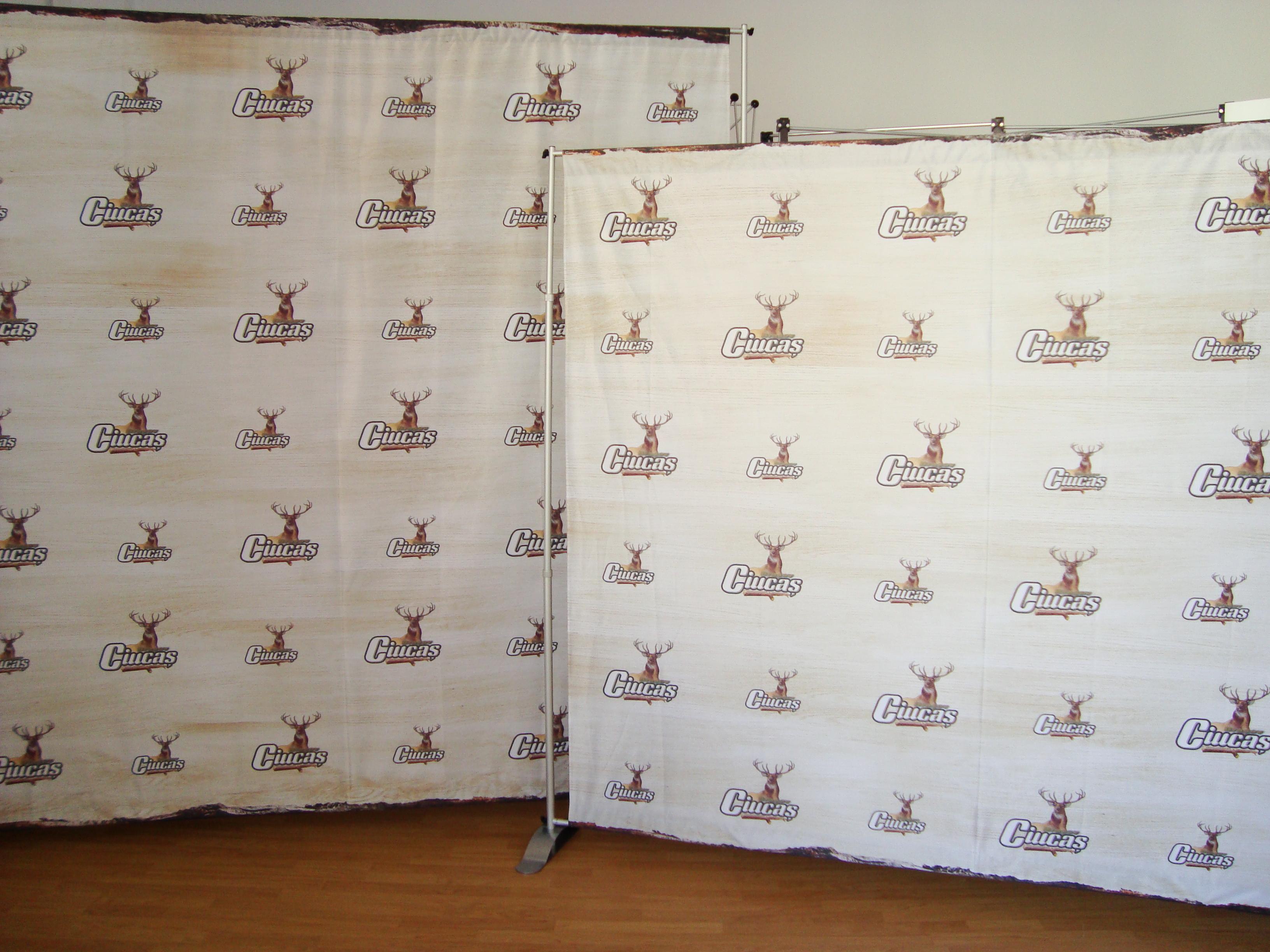 Bannere Textile Tensionate Ciucas