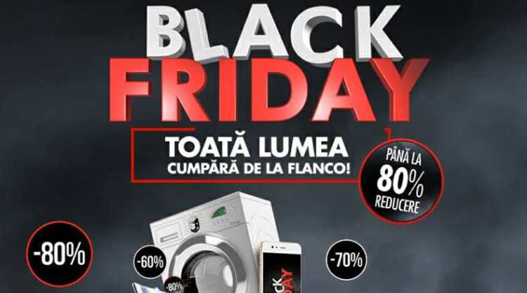 Early Black Friday 2017 la Flanco