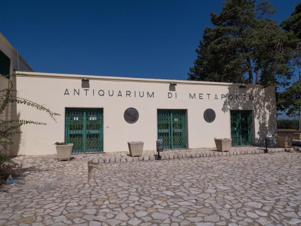 Antiquarium di Metaponto