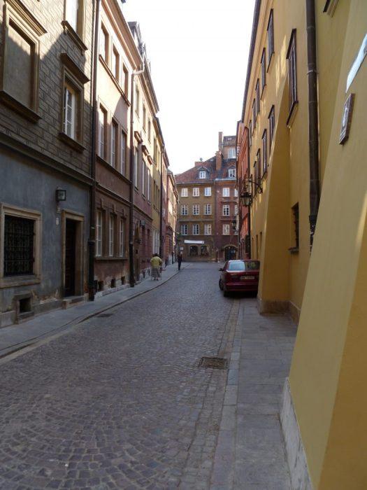 Little Warsaw Street