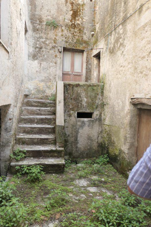 Ruin Flipper Santa Domenica Talao, Calabria, Italy