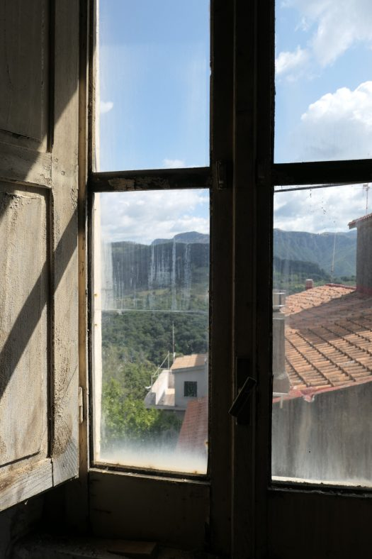 Ruin Flipper, Santa Domenica Talao, Calabria, Italy